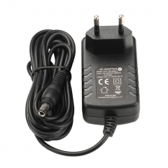 12V 1A EU Plug Power Adapter