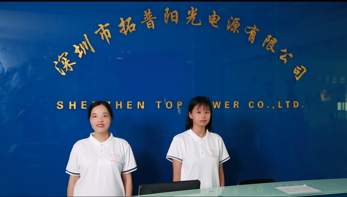 ShenZhen Top Power Co.,Ltd. new homepage online today.